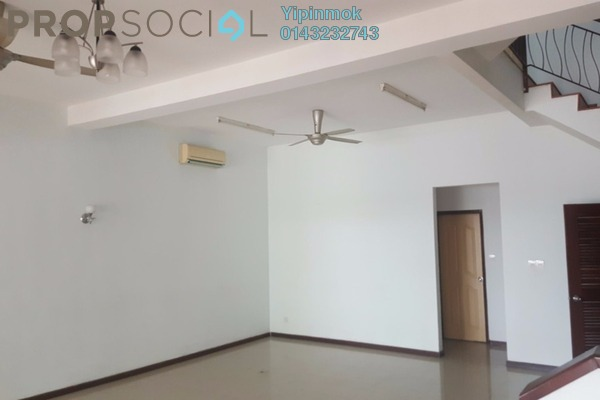For Sale Terrace at Sunway SPK Damansara, Kepong Freehold Semi Furnished 5R/4B 1.65m