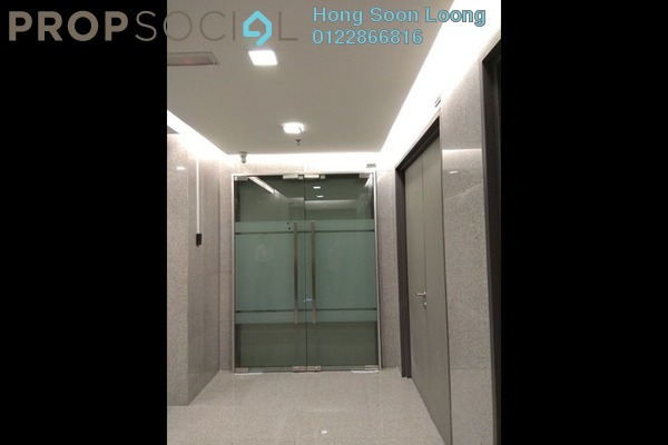 For Rent Office at KL Gateway, Bangsar South Freehold Fully Furnished 0R/1B 6k