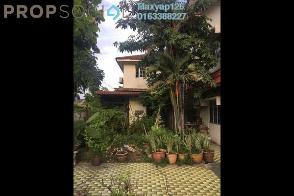 For Sale Terrace at Taman Kok Doh, Jinjang Freehold Semi Furnished 7R/4B 1.6m