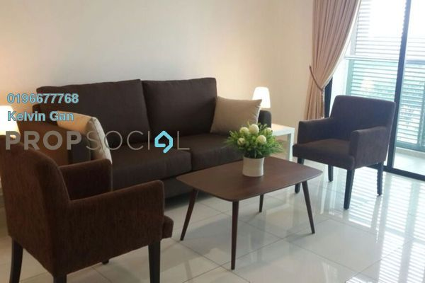 For Rent Condominium at Isola, Subang Jaya Freehold Fully Furnished 3R/3B 4.5k