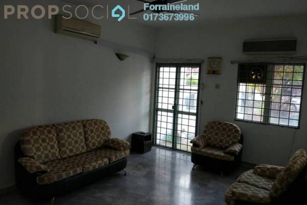 For Rent Terrace at USJ 11, UEP Subang Jaya Freehold Semi Furnished 4R/3B 1.7k