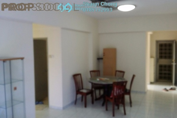 For Rent Condominium at Forest Green, Bandar Sungai Long Freehold Fully Furnished 3R/2B 1.3k