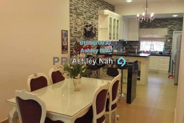 For Sale Terrace at Alam Nusantara, Setia Alam Freehold Fully Furnished 3R/2B 618k
