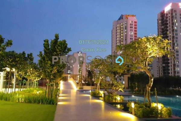 For Rent Condominium at Sunway GEO Residences, Bandar Sunway Freehold Fully Furnished 2R/2B 2.9k