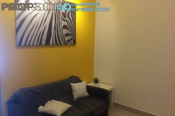 For Rent Condominium at Paramount Utropolis, Glenmarie Freehold Semi Furnished 3R/2B 1.7k