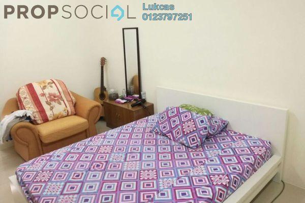 For Sale Condominium at Platinum Lake PV15, Setapak Freehold Semi Furnished 4R/2B 610k