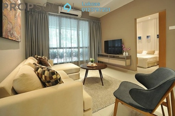 For Sale Condominium at South View, Bangsar South Freehold Unfurnished 1R/1B 710k