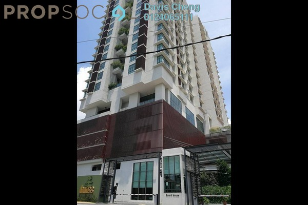 For Rent Condominium at Damai 88, Ampang Hilir Freehold Fully Furnished 0R/0B 4.2k