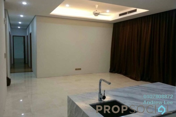 For Sale Condominium at Quadro Residences, KLCC Freehold Semi Furnished 3R/4B 2.18m