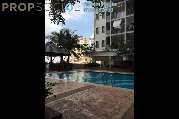 For Sale Apartment at Residensi Laguna, Bandar Sunway Freehold Semi Furnished 3R/2B 388k