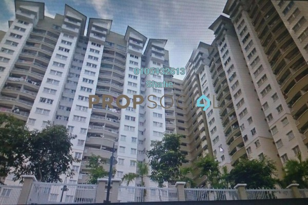 For Sale Condominium at Widuri Impian, Desa Petaling Freehold Fully Furnished 3R/2B 370k