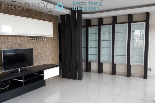 For Sale Condominium at Casa Tiara, Subang Jaya Freehold Fully Furnished 4R/3B 1.35m