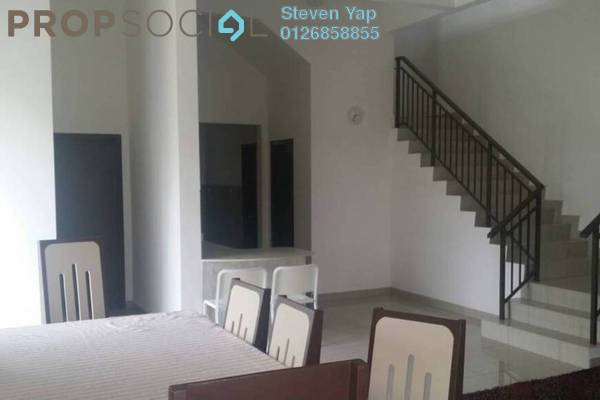 For Rent Semi-Detached at Regency Parc, Rawang Freehold Semi Furnished 6R/6B 3k