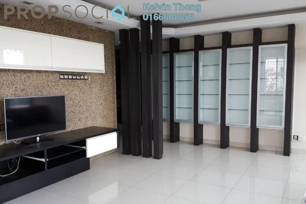 For Rent Condominium at Casa Tiara, Subang Jaya Freehold Fully Furnished 4R/3B 4.5k