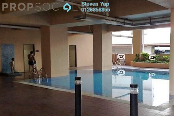 For Rent Condominium at Plaza Metro Prima, Kepong Freehold Unfurnished 3R/2B 1.1k