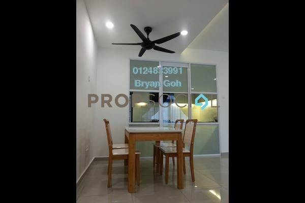 For Rent Condominium at Promenade Residence, Bayan Baru Freehold Fully Furnished 2R/2B 2k