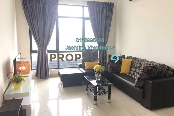 For Rent Condominium at Amaya Maluri, Cheras Freehold Fully Furnished 3R/2B 2.6k