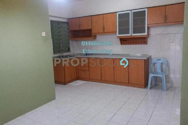 For Sale Condominium at Platinum Hill PV2, Setapak Freehold Semi Furnished 4R/2B 562k