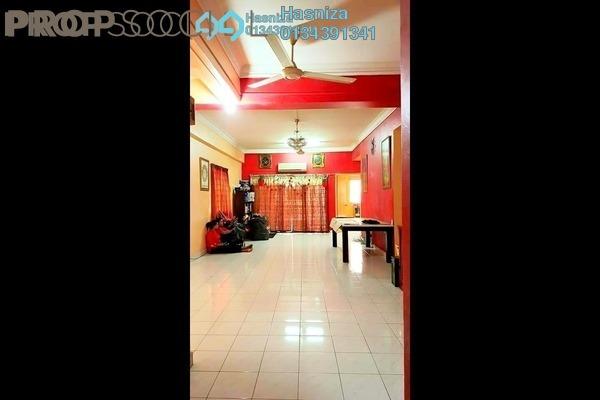 For Rent Condominium at Sri Manja Court, PJ South Freehold Semi Furnished 3R/2B 1.5k