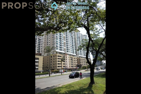 For Sale Serviced Residence at Casa Tiara, Subang Jaya Freehold Fully Furnished 3R/1B 503k