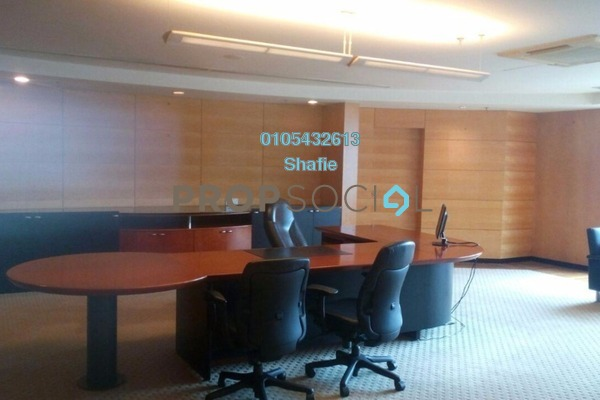 For Rent Office at Kampung Baru, KLCC Freehold Semi Furnished 0R/0B 18k