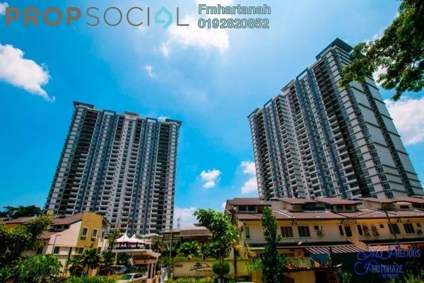 For Sale Condominium at Taman Raintree, Batu Caves Freehold Semi Furnished 3R/2B 420k