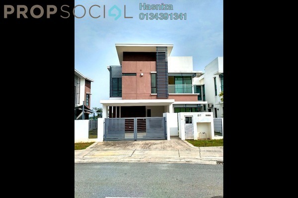For Sale Semi-Detached at Citrina, Alam Impian Freehold Unfurnished 6R/6B 1.89m
