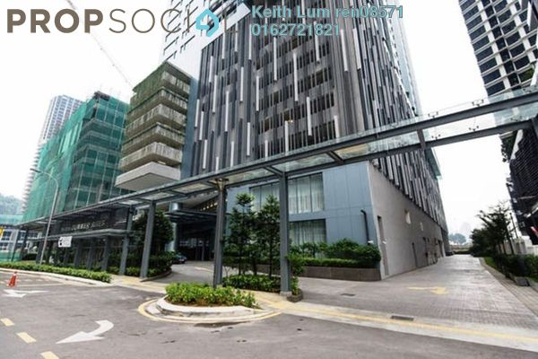 For Rent Condominium at Summer Suites, KLCC Freehold Fully Furnished 1R/1B 2.3k