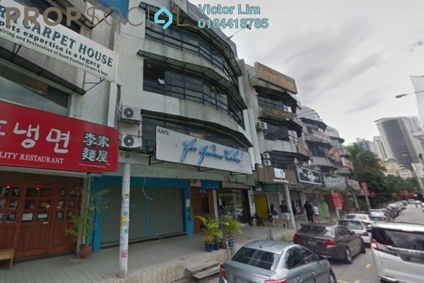 For Sale Shop at Desa Sri Hartamas, Sri Hartamas Freehold Unfurnished 0R/0B 35m