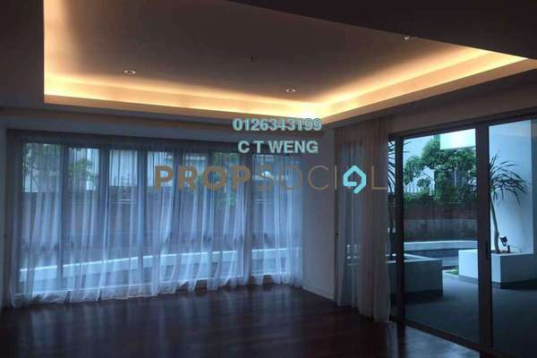 For Rent Condominium at Amarin Wickham, Ampang Hilir Freehold Semi Furnished 4R/5B 9k