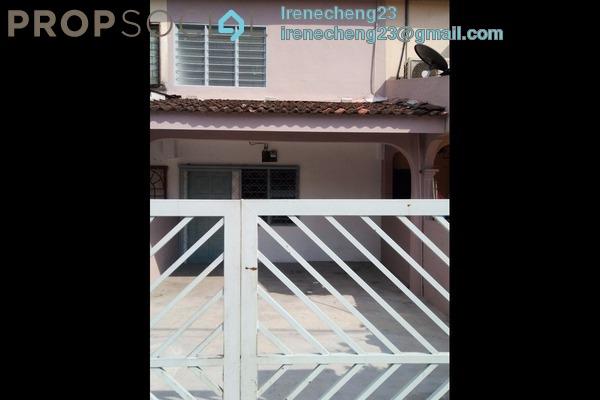 For Rent Terrace at Taman Sri Muda, Shah Alam Freehold Semi Furnished 3R/2B 1k