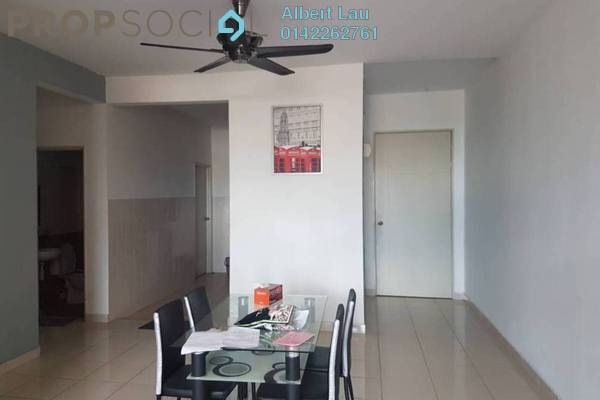For Rent Condominium at Pearl Avenue, Kajang Freehold Semi Furnished 3R/2B 1.1k