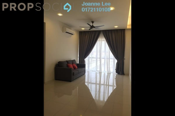 For Rent Serviced Residence at Icon Residenz, Petaling Jaya Freehold Fully Furnished 2R/1B 1.9k