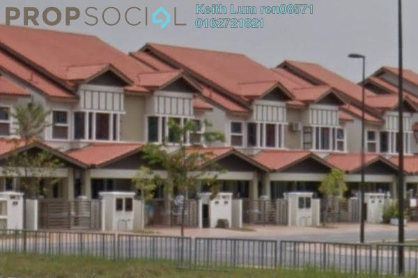 For Sale Terrace at Sunway Alam Suria, Shah Alam Freehold Unfurnished 5R/5B 1.5m