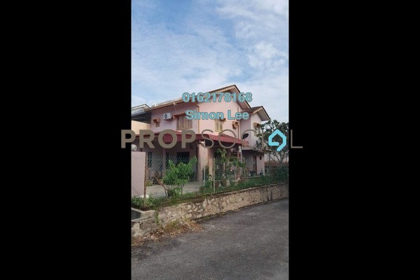 For Sale Terrace at Taman Bukit Rawang Jaya, Rawang Freehold Semi Furnished 3R/3B 490k