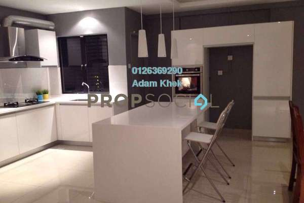 For Rent Condominium at Laman Ara Utama, Bandar Utama Freehold Semi Furnished 4R/3B 3k