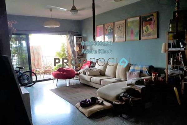 For Sale Condominium at Duta Ria, Dutamas Freehold Semi Furnished 3R/2B 490k
