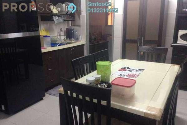 For Rent Condominium at Idaman Puteri, Setapak Freehold Fully Furnished 4R/3B 2.2k