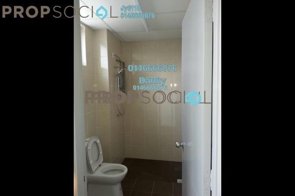 For Rent Condominium at Platinum Lake PV20, Setapak Leasehold Semi Furnished 3R/2B 1.8k