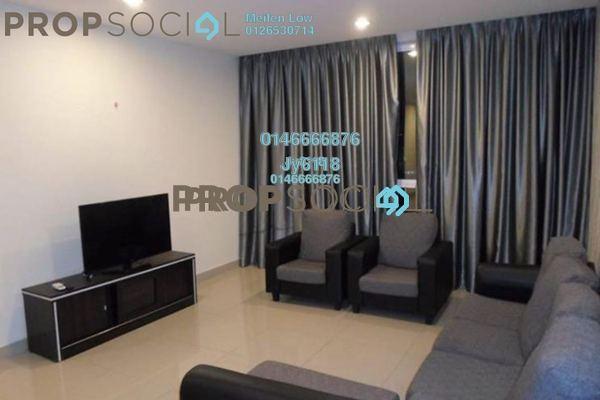 For Rent Condominium at ZetaPark, Setapak Freehold Fully Furnished 3R/4B 2.8k