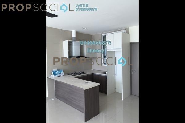 For Rent Condominium at The Loft @ ZetaPark, Setapak Freehold Semi Furnished 3R/3B 2.3k