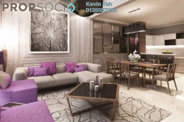 For Sale Condominium at Anggun Residences, Dang Wangi Freehold Semi Furnished 2R/3B 1.44m