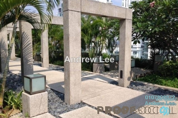 For Sale Condominium at Gateway Kiaramas, Mont Kiara Freehold Semi Furnished 2R/2B 988k