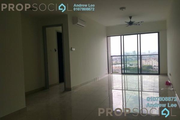 For Rent Serviced Residence at Lido Residency, Bandar Sri Permaisuri Leasehold Semi Furnished 2R/2B 1.5k