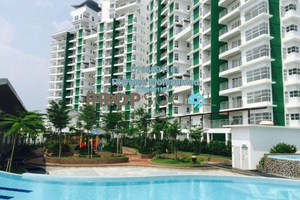 For Sale Condominium at D'Pines, Pandan Indah Freehold Unfurnished 3R/2B 615k