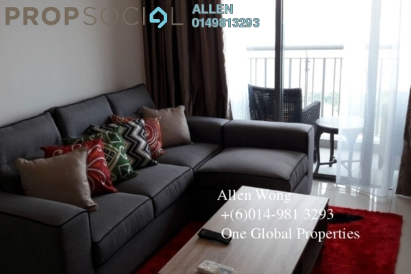 For Rent Serviced Residence at Imperia, Puteri Harbour Freehold Fully Furnished 1R/1B 1.9k
