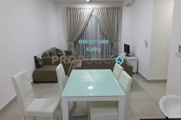 For Rent Condominium at Urban 360, Gombak Freehold Fully Furnished 3R/2B 2.5k