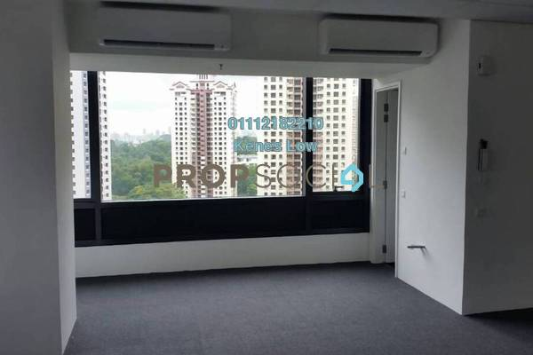 For Rent Office at Arcoris, Mont Kiara Freehold Unfurnished 0R/1B 2.9k
