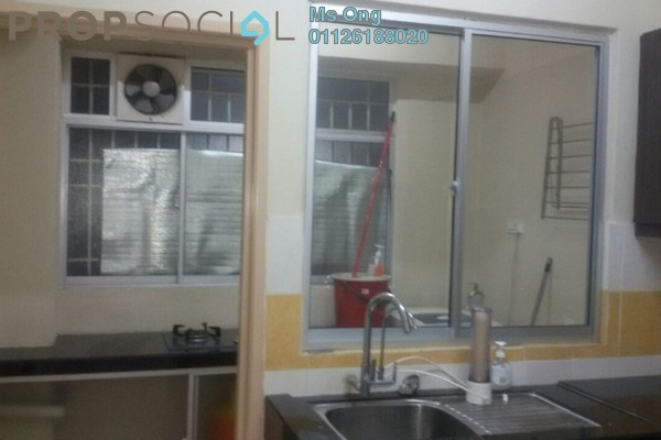 For Rent Apartment at Prima Tiara 1, Segambut Freehold Fully Furnished 3R/2B 1.6k