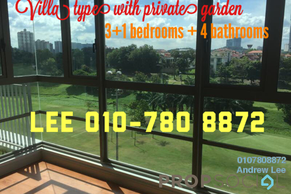 For Sale Condominium at KM1, Bukit Jalil Freehold Unfurnished 3R/3B 1.24m